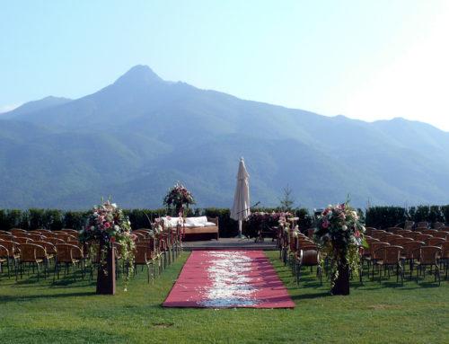 Ceremonia Civil Mas Can Ferrer 'Full Pink'