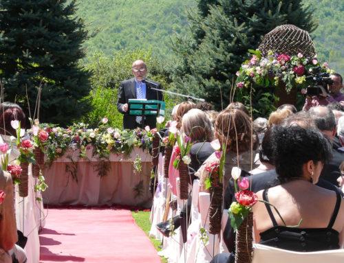 Ceremonia Civil Mas Martí 'Spring'