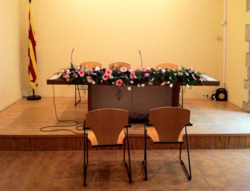 Ceremonia Civil Rectoria Vella 'Interior'