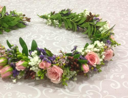 Joyas Florales 'Diademas'